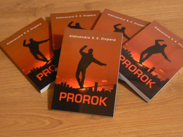 Książki Prorok