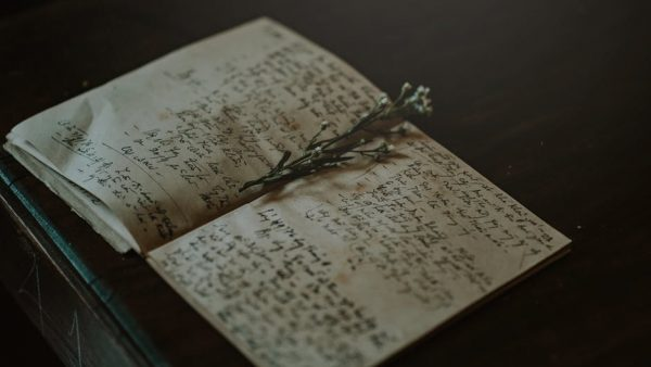 Zapisana ksiązka