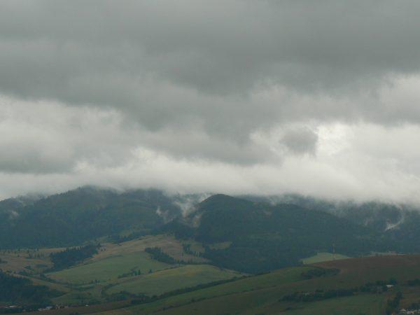 Góry mgliste