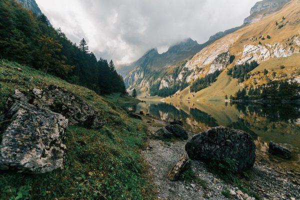 góry, doliny