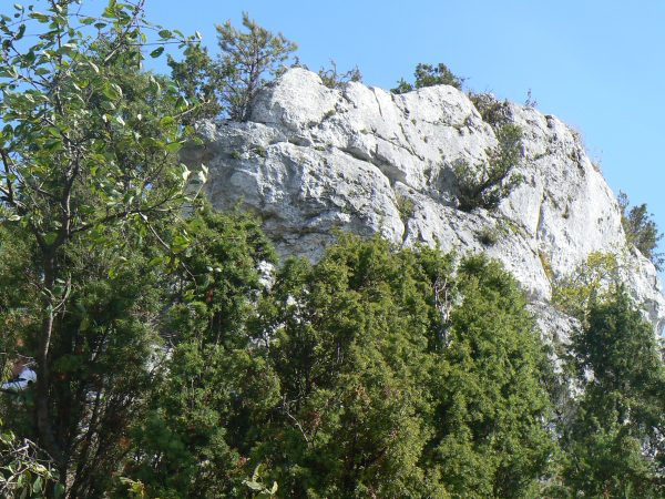 góry na Szlaku Orlich Gniazd