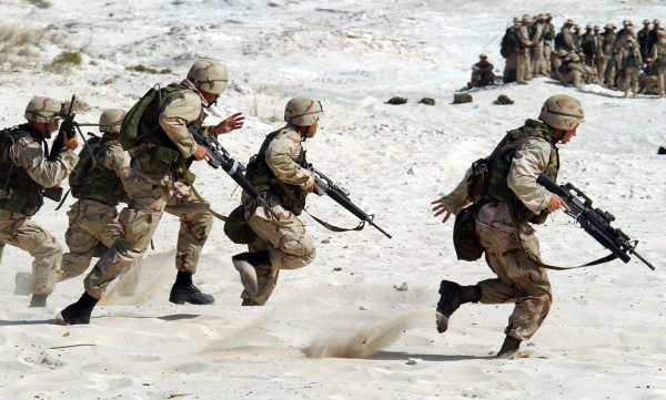 wojna, żołnierze, bitwa