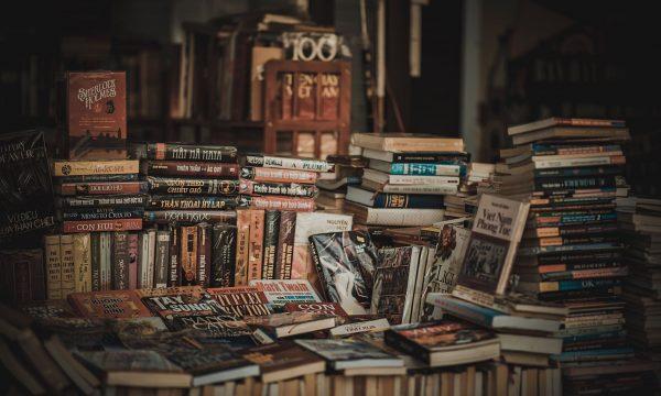 wystawa w księgarni