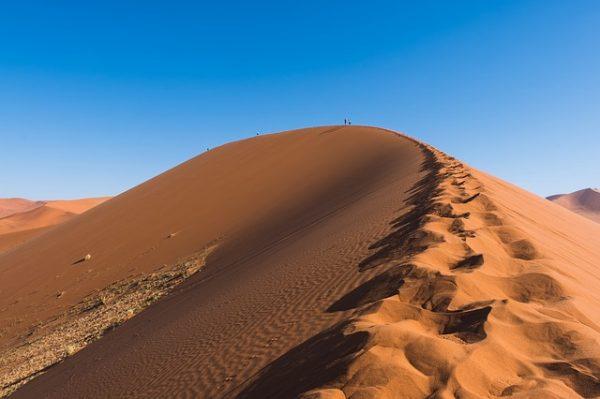 wydma pustynna